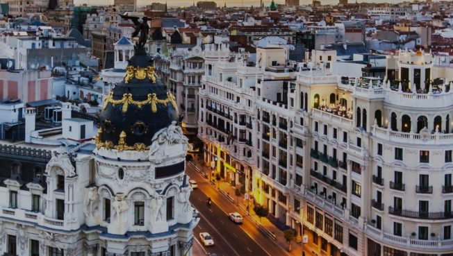 Best apartments in Madrid for your hollydays