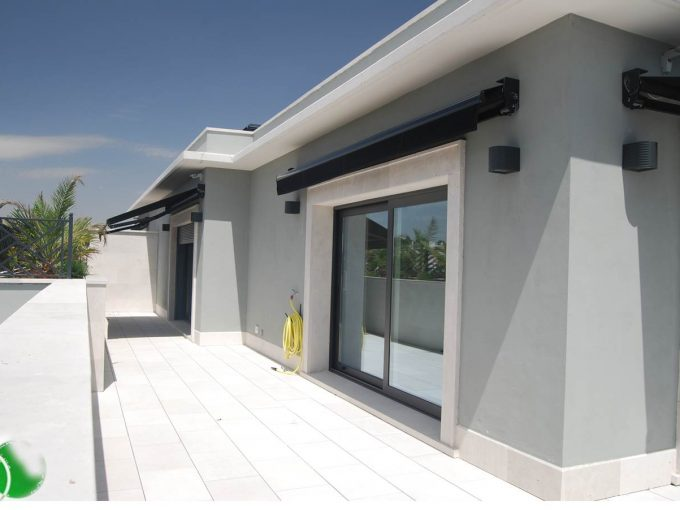 piso alquiler madrid barbieri real estate terraza aravaca
