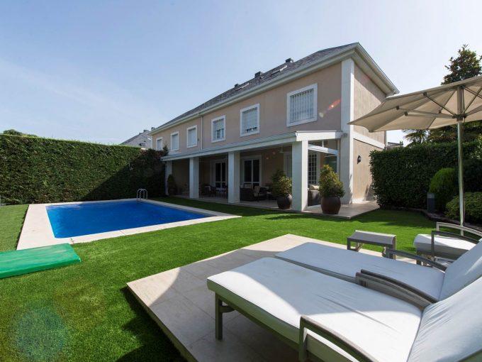 alquiler casa madrid capital